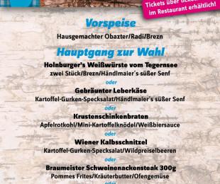 Oktoberfest im Servus